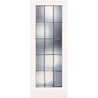 15 Lite Slab Doors Interior Closet Doors The Home Depot