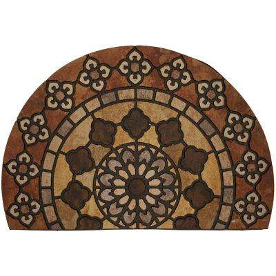 Countryside Stones 23 in. x 35 in. Doorscapes Estate Mat