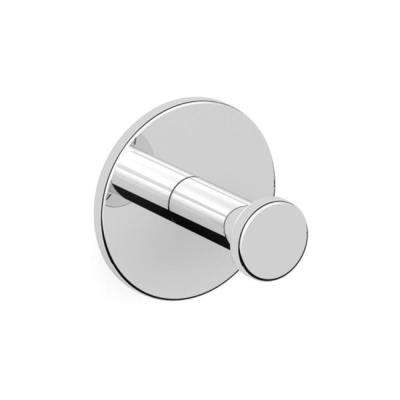 Boutique Chrome Hotel Wall Mounted Bathroom Hook