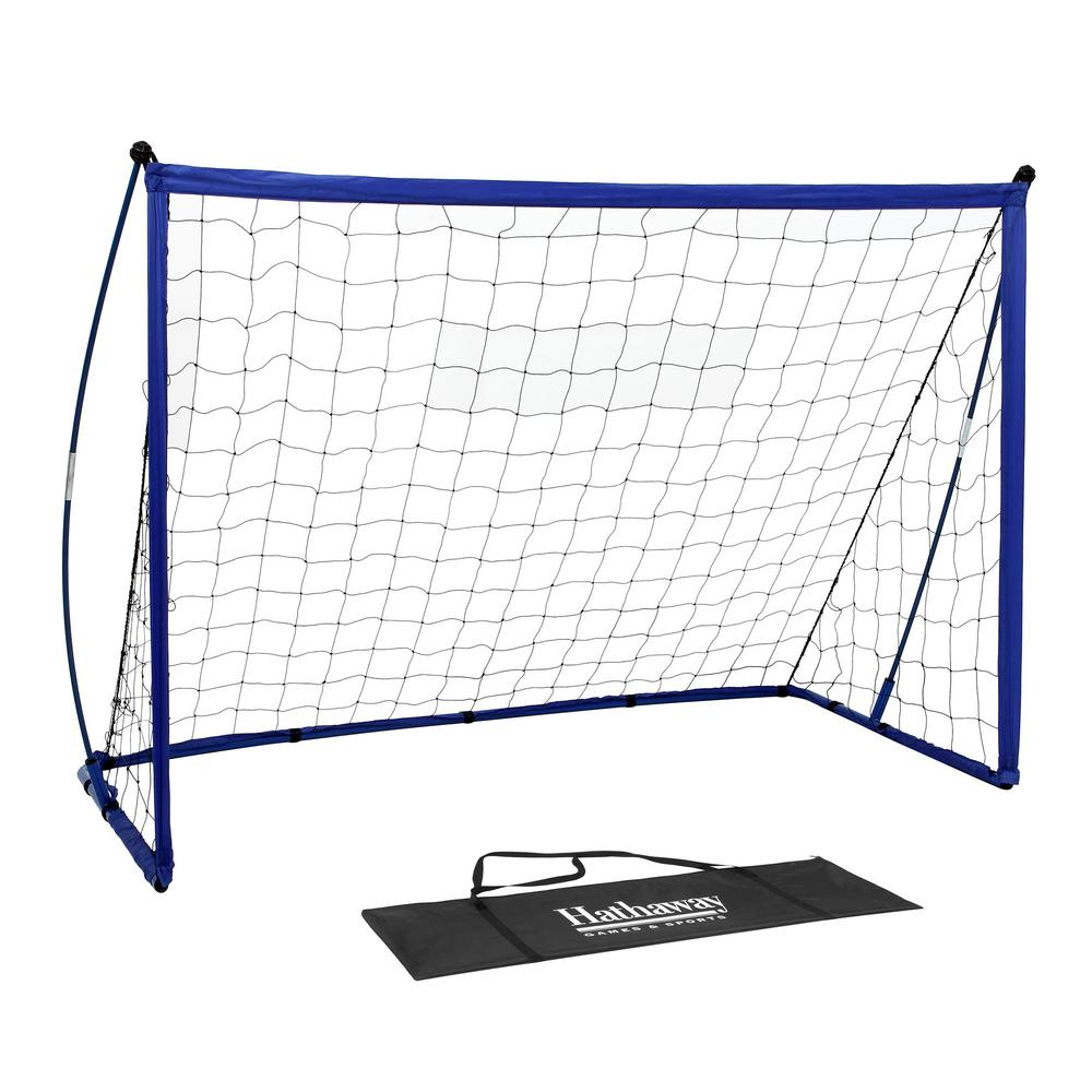 4 ft. x 6 ft. Striker Portable Soccer Goal System with