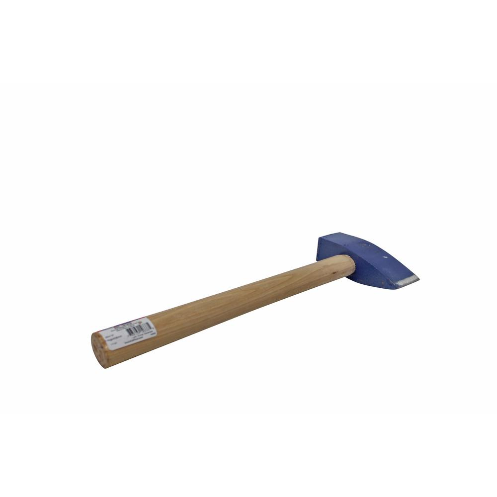 Kraft Tool Co  Stone Mason's Hammer with 16 in  Wood Handle