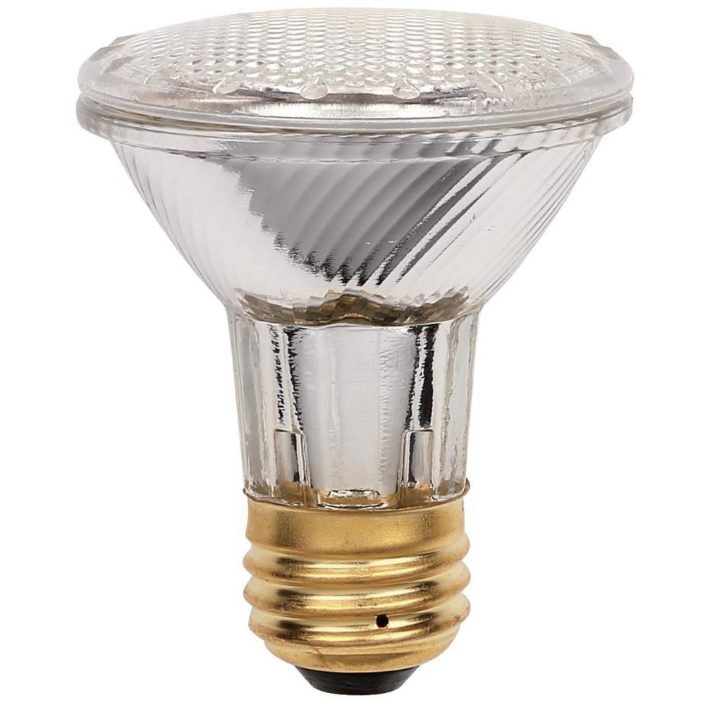 Westinghouse 38 Watt Halogen Par20 Eco Par Plus Clear Flood Medium Base Reflector Light Bulb 2