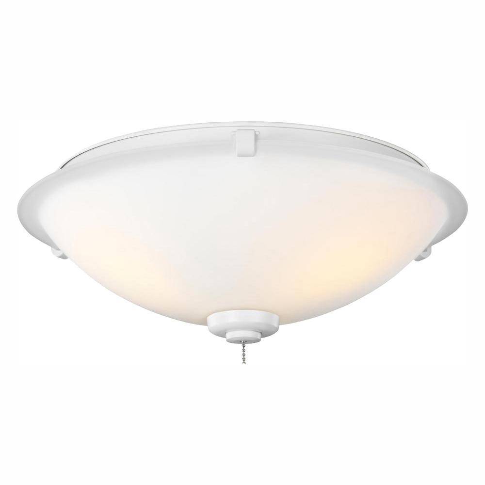 Monte Carlo 3-Light LED Ceiling Fan Light Kit