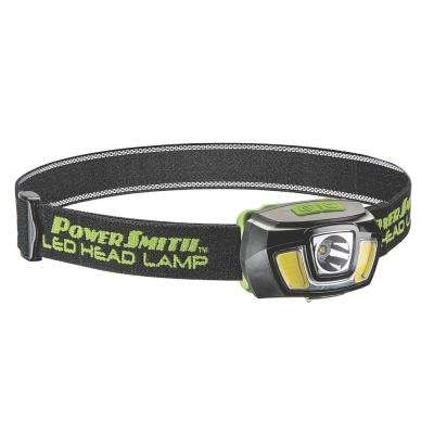 250 Lumens Rechargeable Flood and Spot Head Lamp