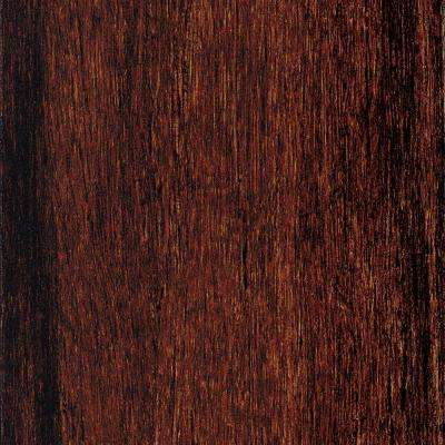 Strand Woven Cherry Sangria 1/2 in. Thick x 5-1/8 in. Wide x 72-7/8 in. Length Solid Bamboo Flooring (25.93 sq.ft./case)