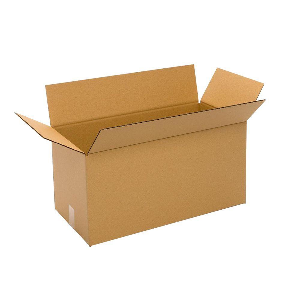Pratt Retail Specialties 24 in. L x 16 in. W x 12 in. D Moving Box (15-Pack)