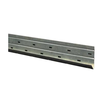 Metal Starter 2 in. x 48 in. Steel Strip for Faux Stone Panels