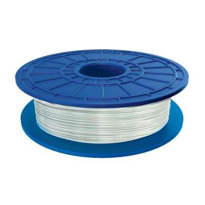 White Translucent ½ KG PLA Filament for 3D Idea Builder 3D Printer