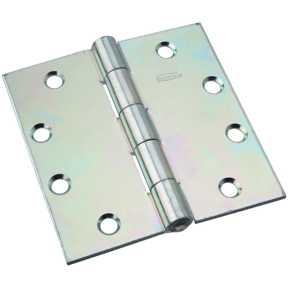 National Hardware 4-1/2 in. Non-Removable Pin Hinge