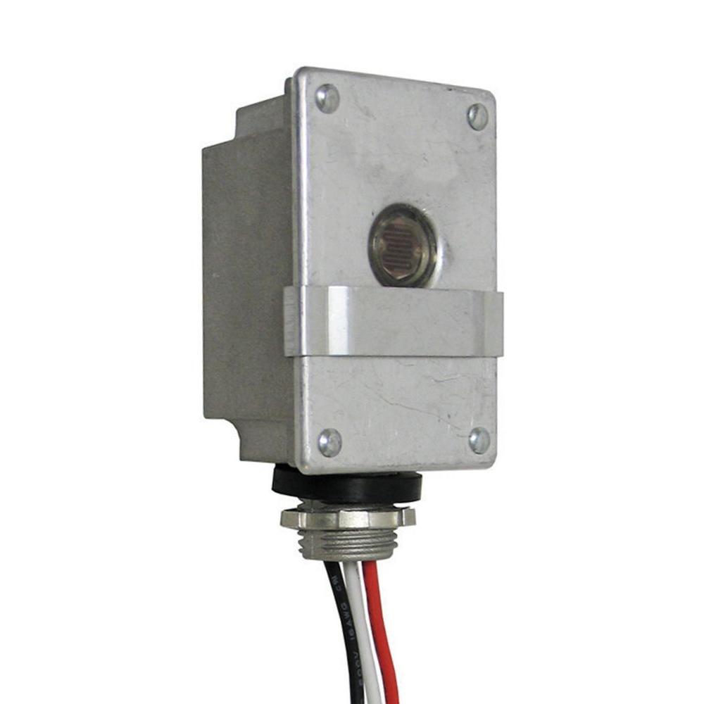 120-Volt Die Cast Aluminum Photo Control