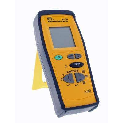 250/500/1000-Volt Digital Insulation and Continuity Tester