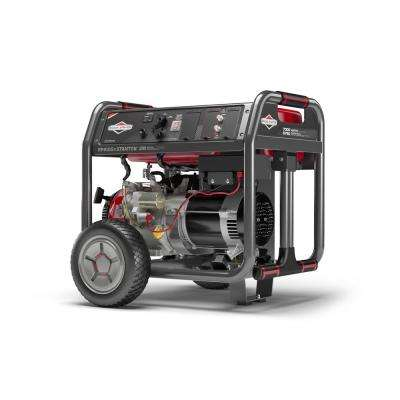 Elite Series 7,000-Watt Gasoline Powered Electric Start Portable Generator