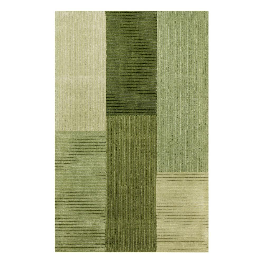 Home Decorators Collection Crete Pear 8 ft. x 11 ft. Area Rug