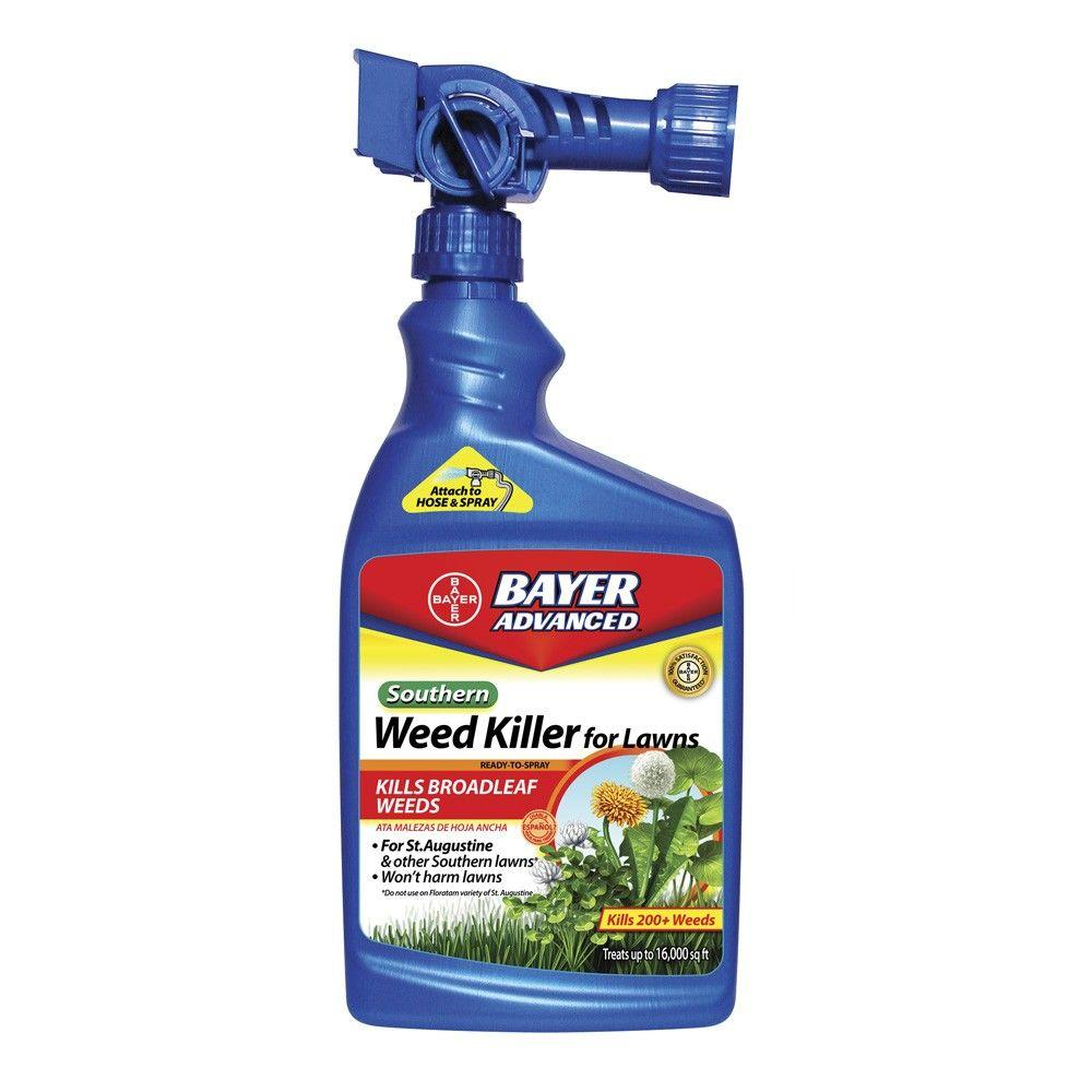 32 oz. Ready-to-Spray Southern Weed Killer for Lawns