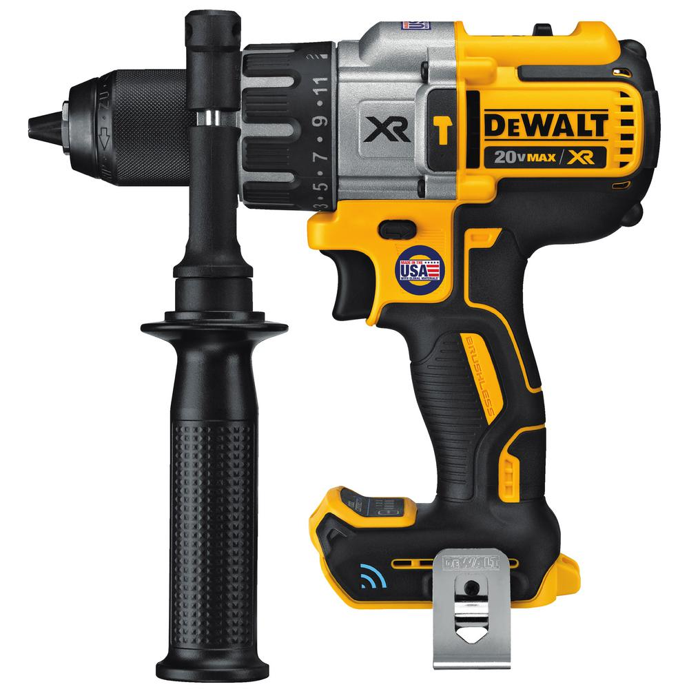 Dewalt 20 Volt Max Xr With Tool Connect Premium Brushless