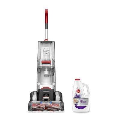 Carpet Cleaning Bundle - Professional Series SmartWash Upright Carpet Cleaner and Pet Solution
