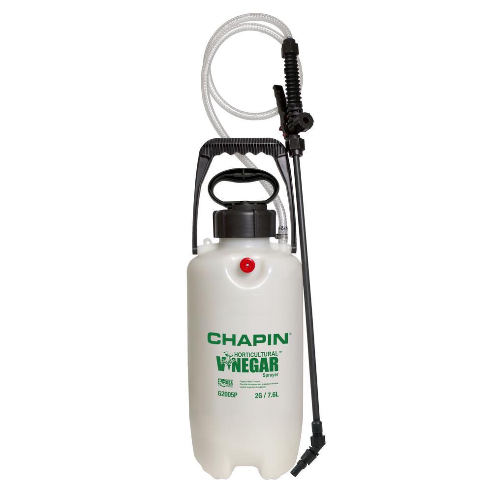 2 Gal. Horticultural Vinegar Folding Handle Sprayer