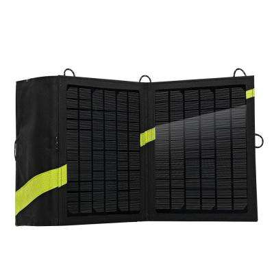 13-Watt Monocrystalline Solar Panel