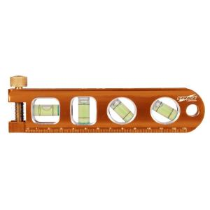 Savage 6 inch Aluminum Magnetic Torpedo Level by Savage