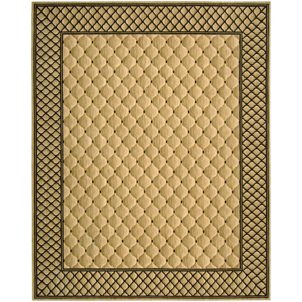 Nourison Vallencierre Beige 7 ft. 6 in. x 9 ft. 6 in. Area Rug