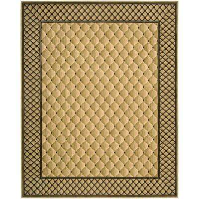 Vallencierre Beige 8 ft. x 11 ft. Area Rug