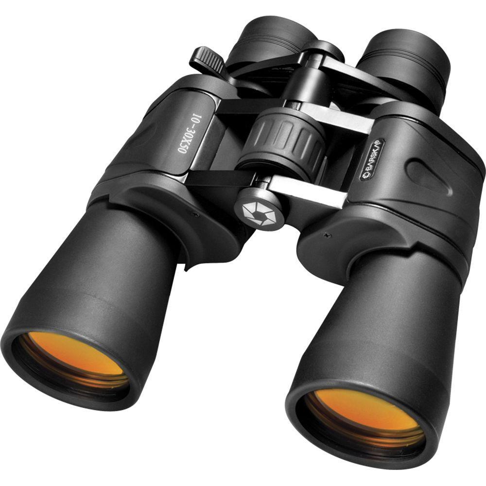 Gladiator 10-30x50 Zoom Binoculars
