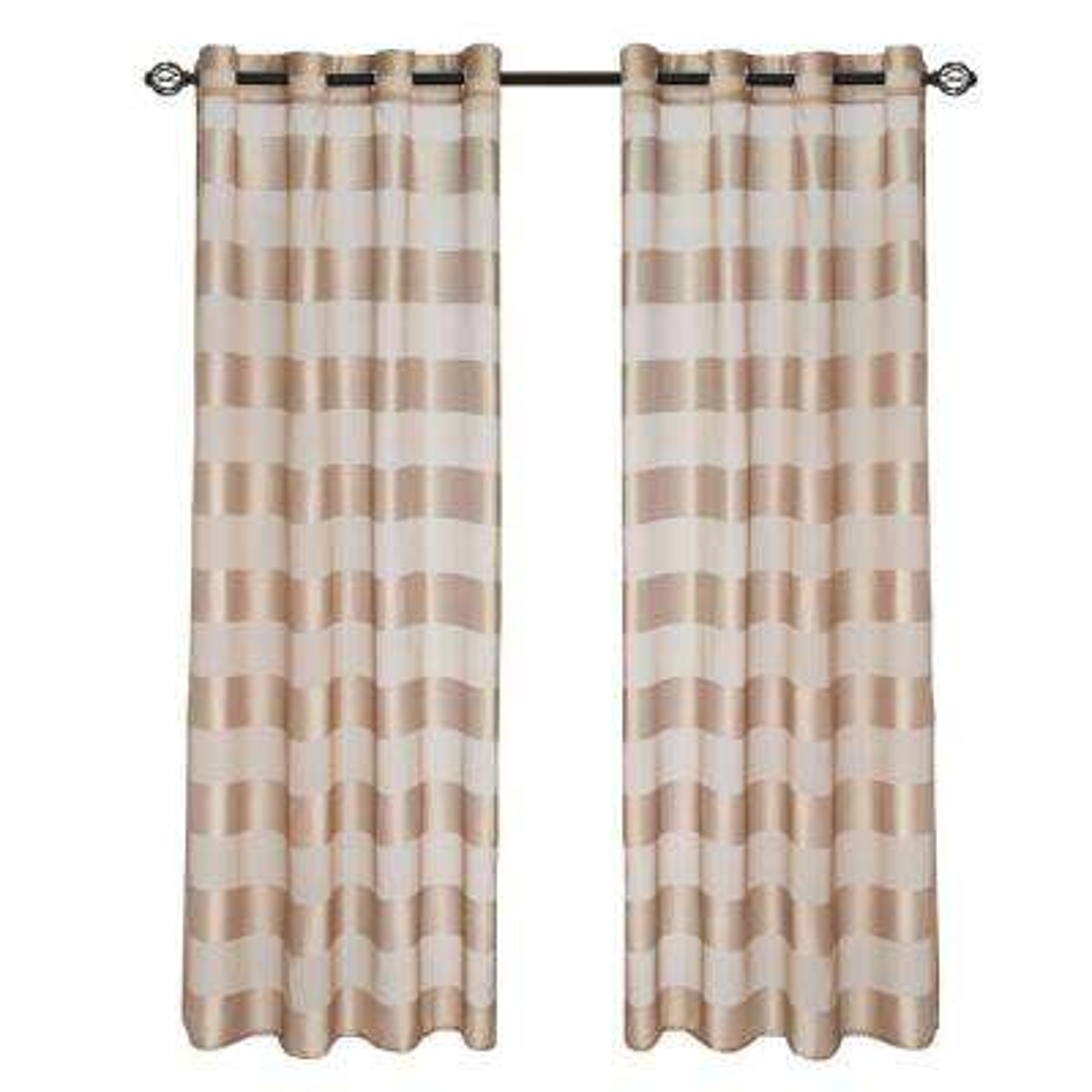 Sofia Grommet Curtain Panel