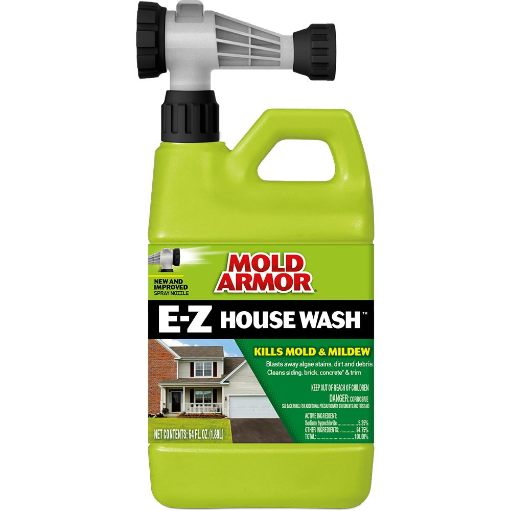 Mold Armor 64 Oz House Wash Hose End Sprayer Fg51164