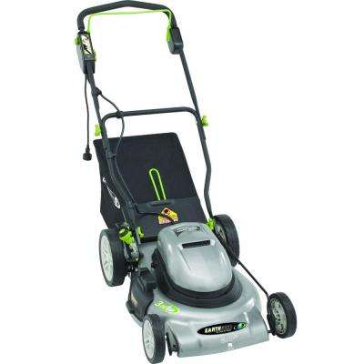 20 in. Corded Electric Walk Behind Push Lawn Mower