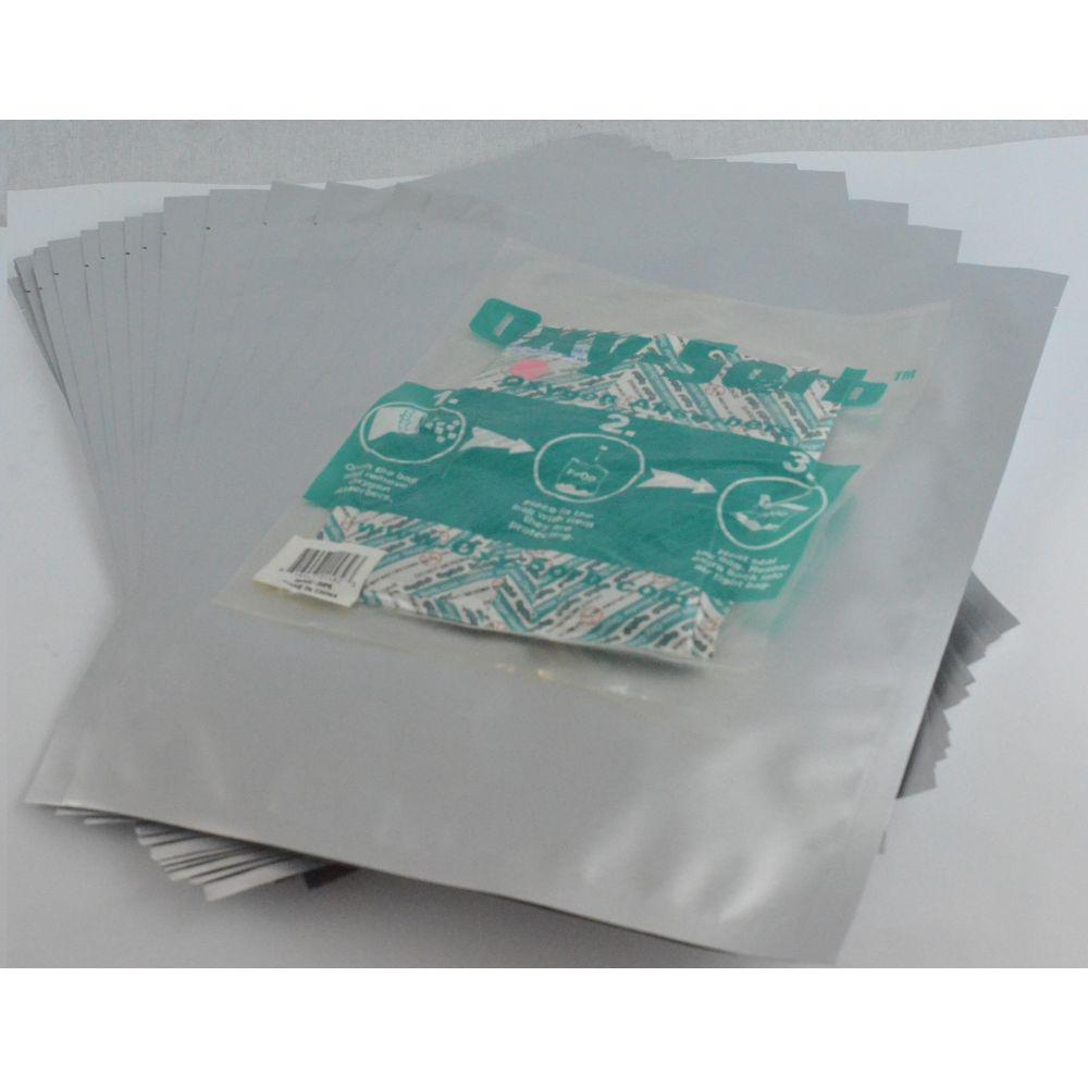 Mylar Bags And Oxygen Absorbers