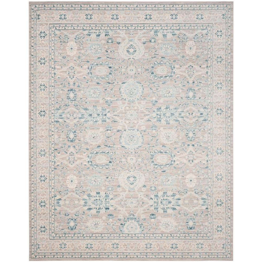 Safavieh Archive Grey Blue 8 Ft X 10 Area Rug