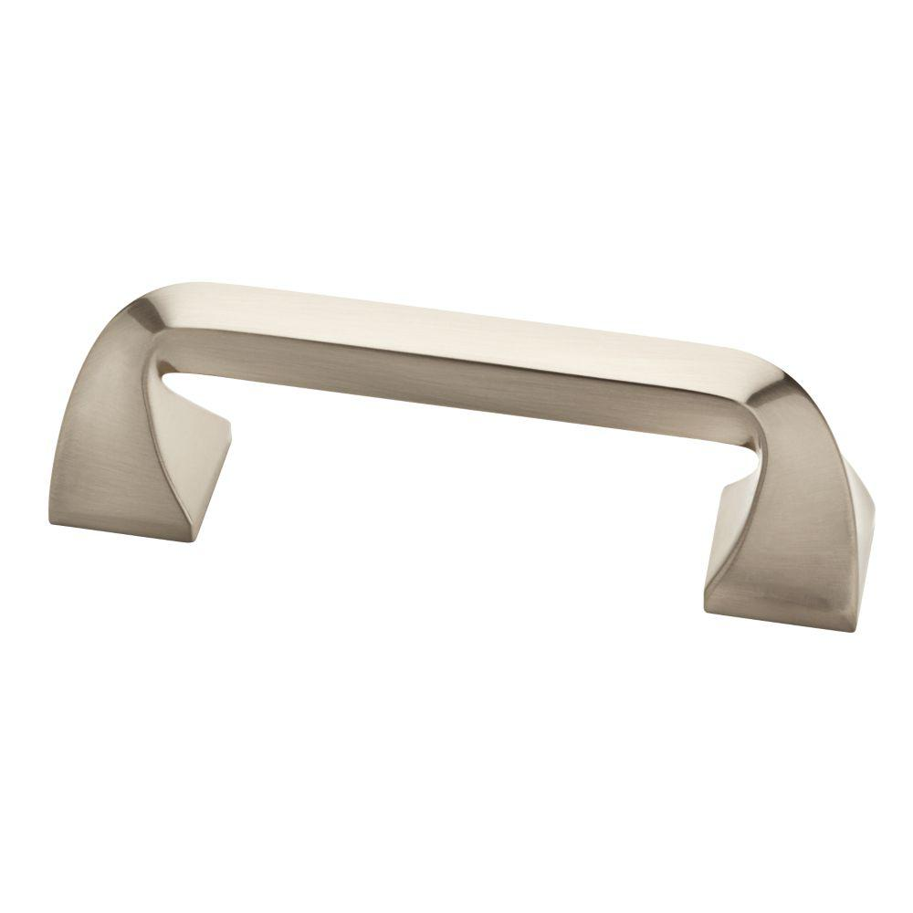 Everly 3 in. (76mm) Satin Nickel Drawer Pull