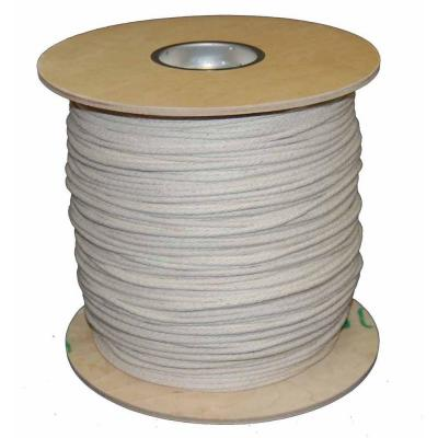 #8 (1/4 in.) x 1200 ft. Buffalo Cotton Sash Cord Spool