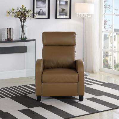 Anabelle Tan PVC Recliner