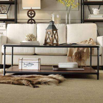 Addison Black Coffee Table