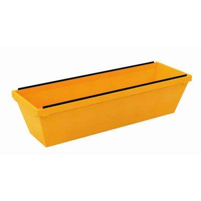 12 in. Plastic Mud Pan