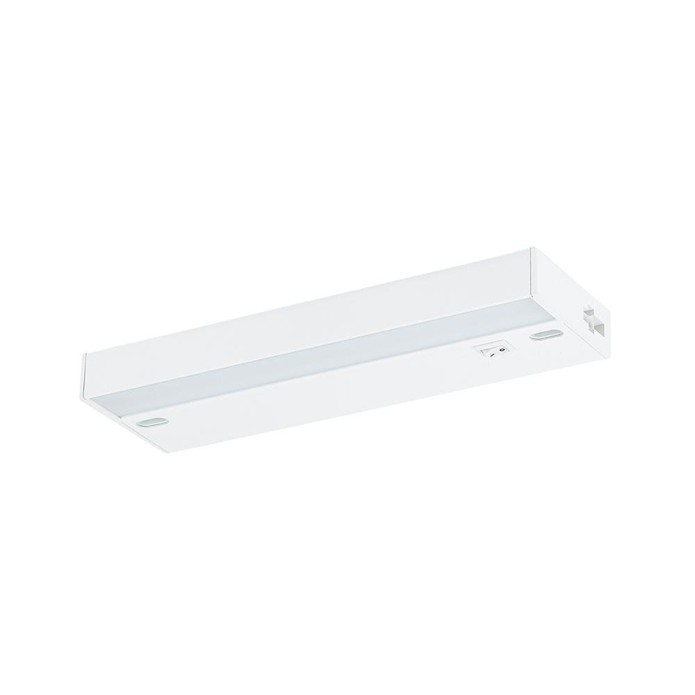 9 in. Antibacterial LED White Under Cabinet Light
