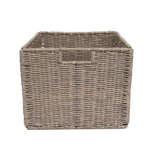 Amelia 14 in. W x 11 in. H Natural Collapsible Basket