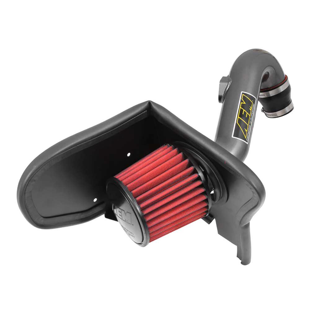 2011-2014 Chevrolet Cruze 1.4L - Cold Air Intake System - Gunmetal Gray