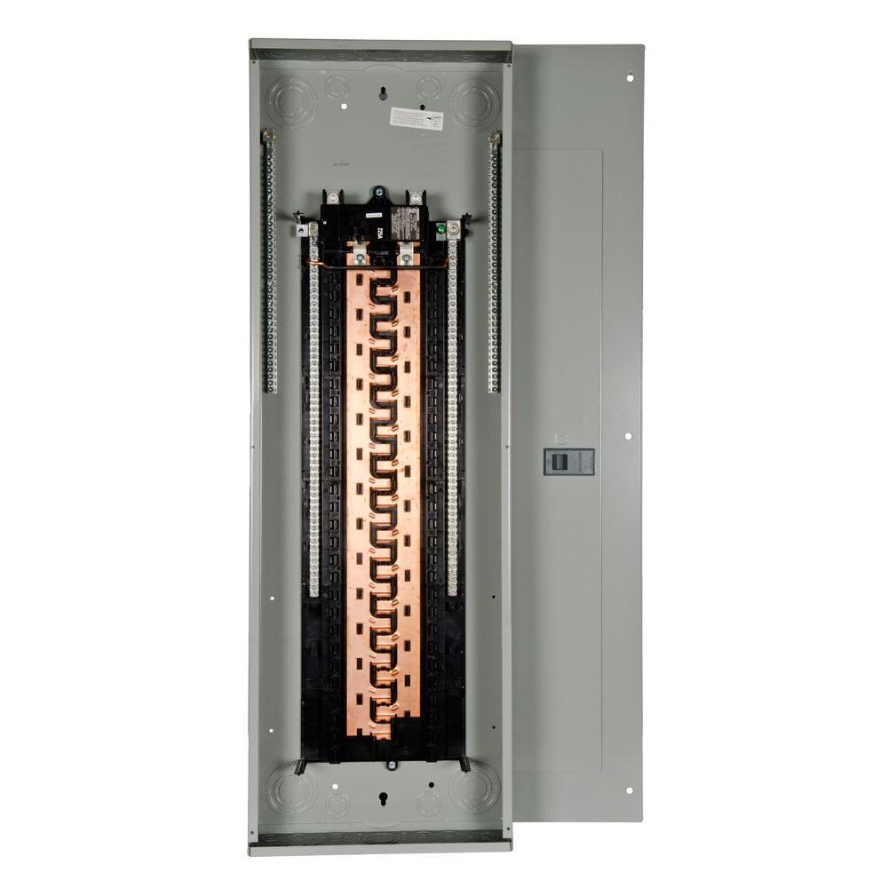 PL Series 225 Amp 54-Space 70-Circuit Main Breaker Indoor Load Center