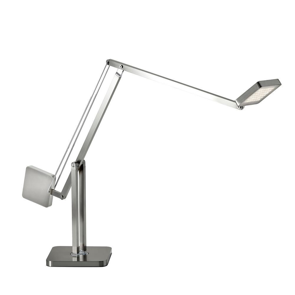 ADS360 Cooper 37 in. Integrated LED Steel Desk Lamp