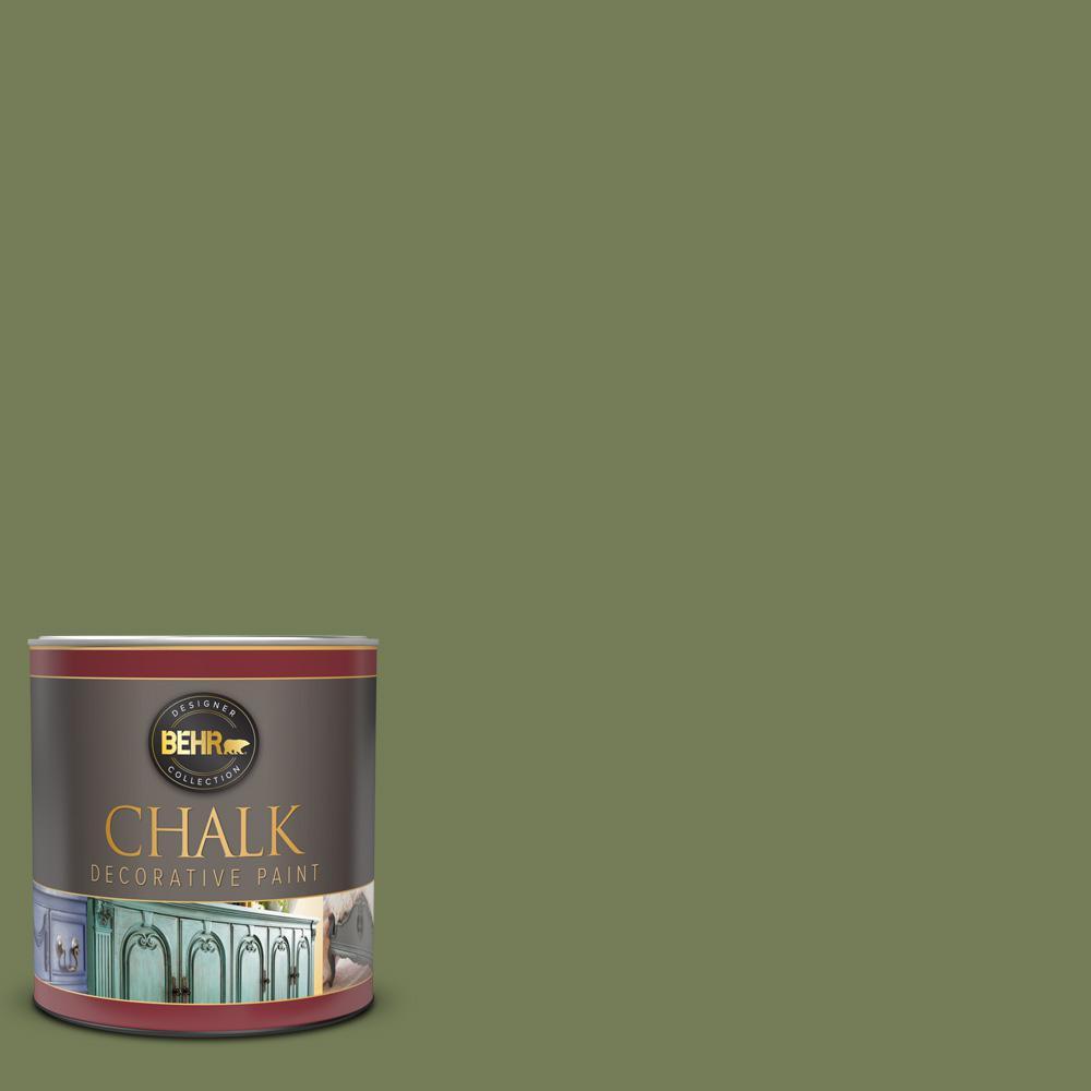 BEHR 1 qt. #BCP20 Vineyard Passage Interior Chalk Decorative Paint