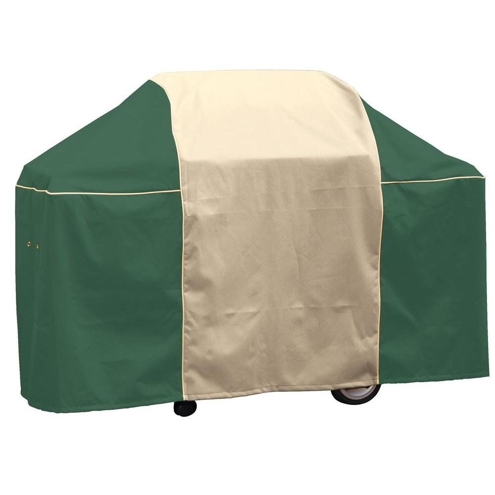 Char-Broil 65 in. Artisan Grill Cover in Green