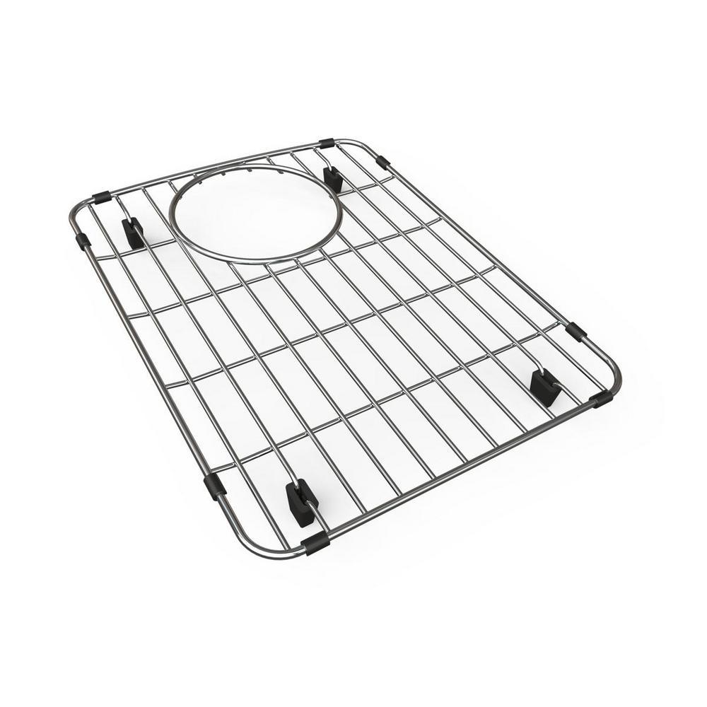 Quartz Kitchen Sink Bottom Grid - Fits Bowl Size 13-1/8 in. x 16-5/8 in.