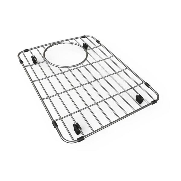 Quartz Kitchen Sink Bottom Grid - Fits Bowl Size 13-1/8 in. x 16-5/8 in.