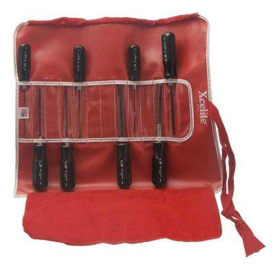 Allen Hex Metric Screwdriver Set (8-Piece)