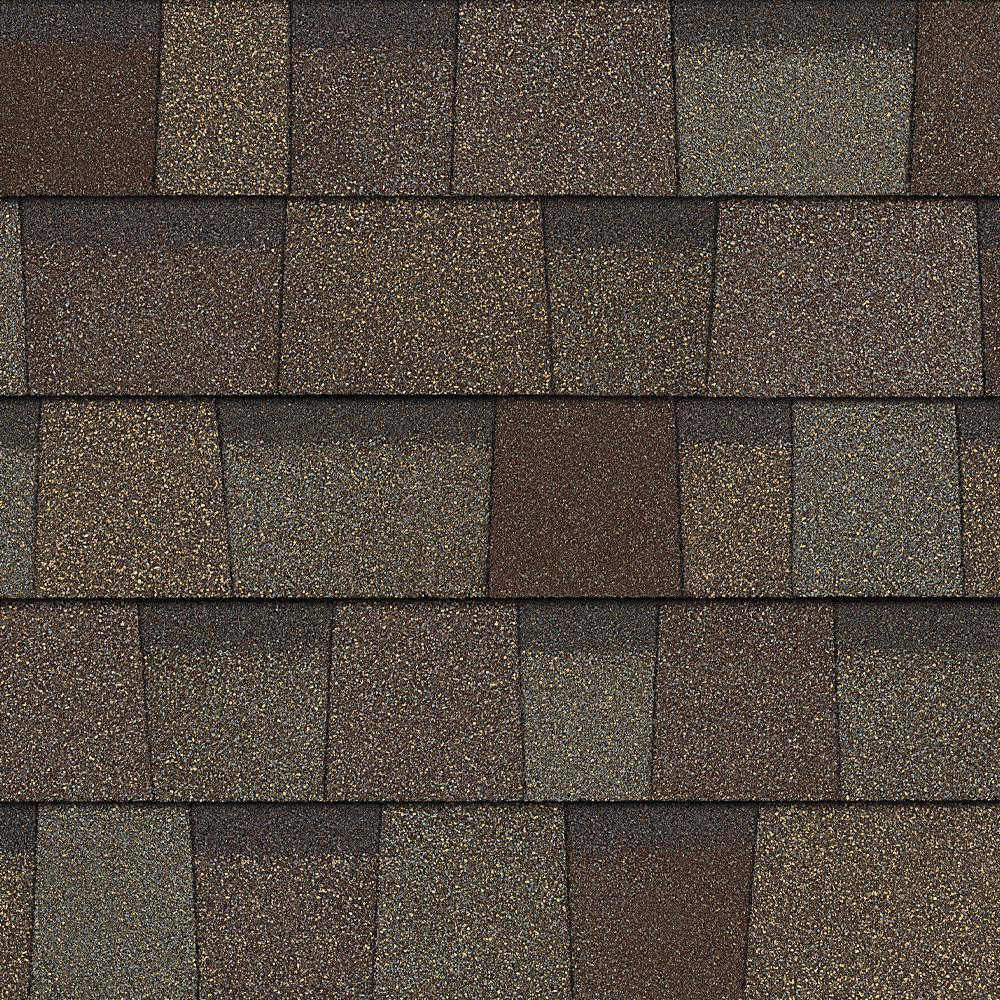 Owens Corning Trudefinition Duration Algae Resistant Driftwood Laminate Architectural Shingles 32 8 Sq Ft Per Bundle