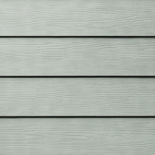 James Hardie Hardieplank Hz5 5 16 In X 12 In X 144 In Fiber Cement Primed Cedarmill Lap Siding 6000016 The Home Depot