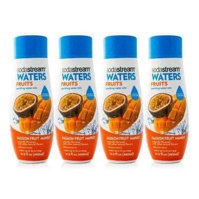 440 ml Waters Fruits Sparkling Passionfruit Mango Drink Mix (Case of 4)