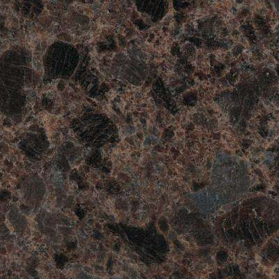 2 in. x 3 in. Laminate Countertop Sample in River Gemstone with HD Mirage Finish